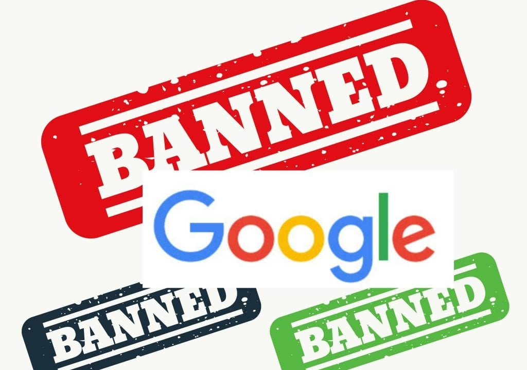 Google-Banned