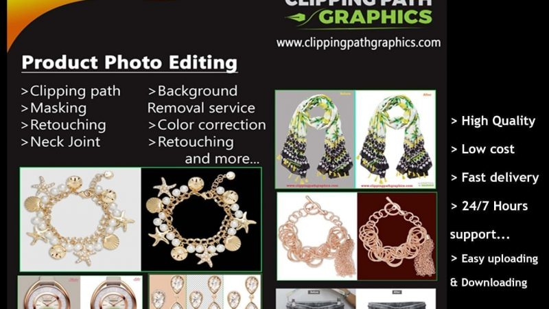 Service offer , Image editing assistant