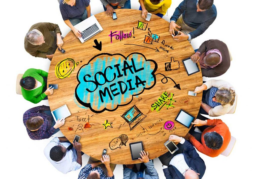 Why Your Company Needs Social Media